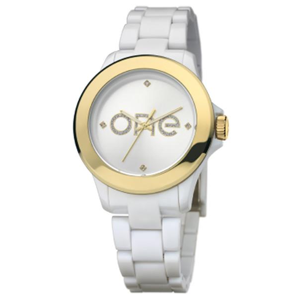 ساعت مچی عقربه ای زنانه وان واچ مدل OA3074BG22E