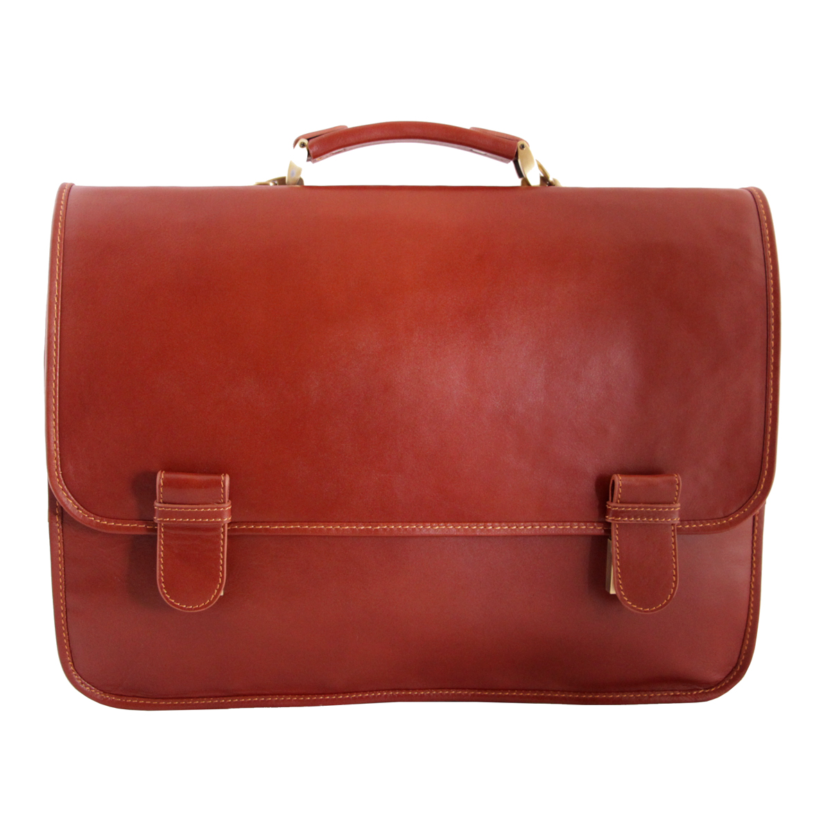 کیف اداری چرم طبیعی آدین چرم مدل DL39
