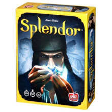 بازی فکری مدل Splendor