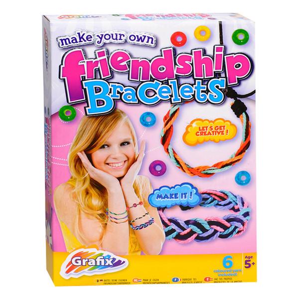 بازی آموزشی گرافیکس مدل Friendship Bracelets