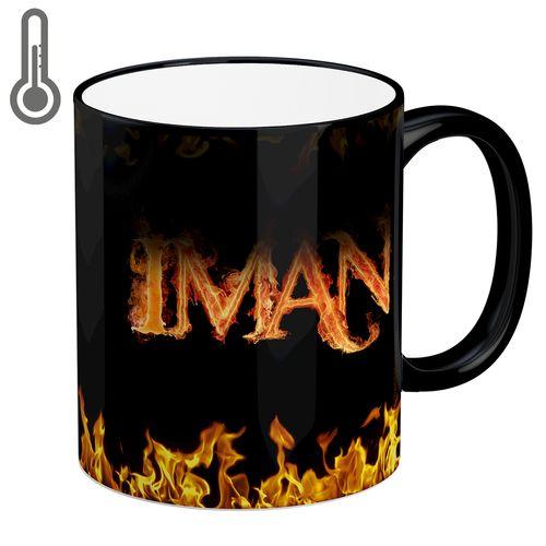 ماگ حرارتی لومانا مدل ایمان کد MAG1376