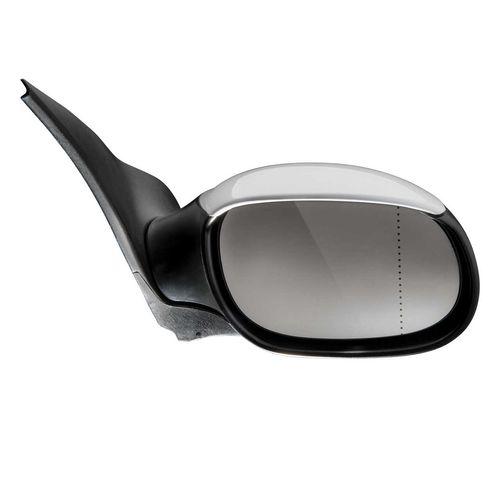 آینه دستی جانبی راست خودرو BZ مشکی مناسب برای پژو 206