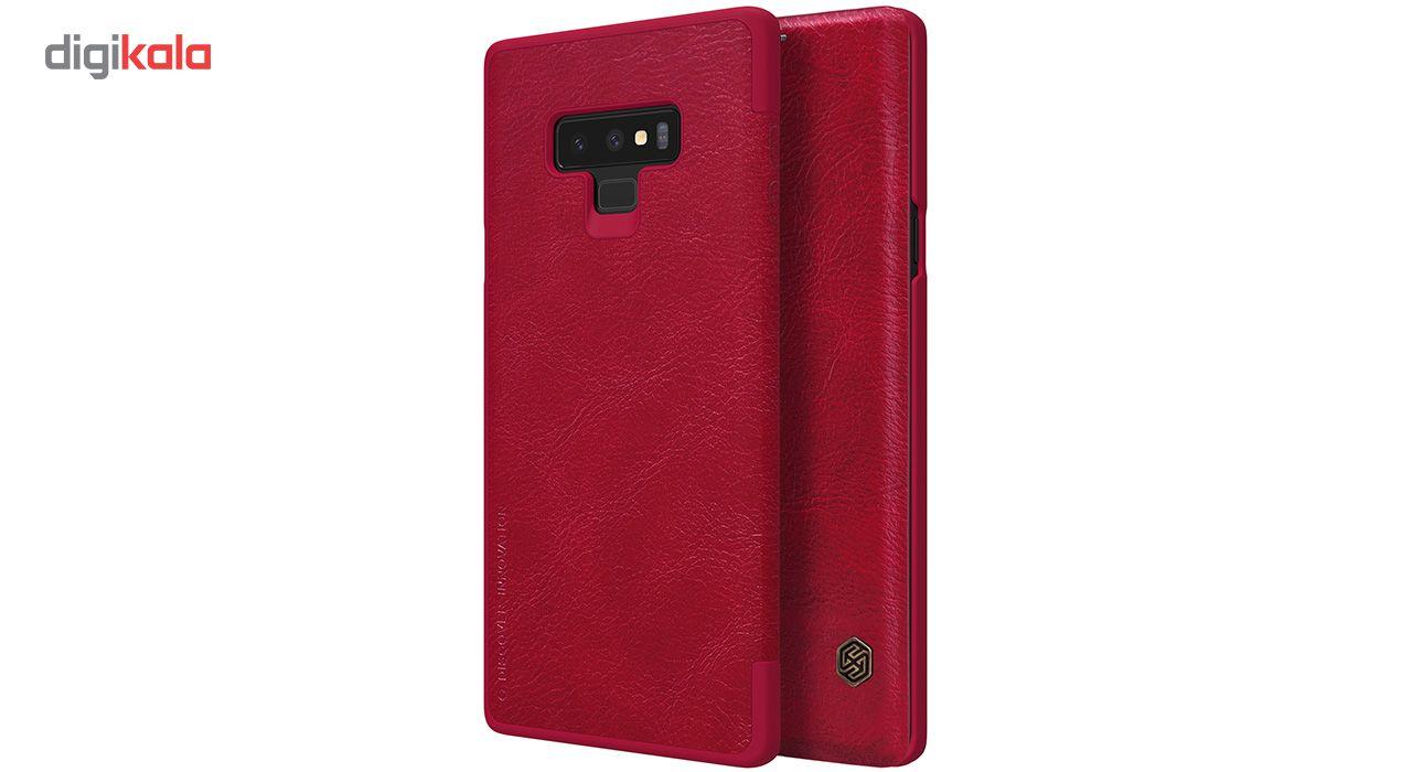 کیف کلاسوری نیلکین مدل Qin مناسب برای گوشی موبایل سامسونگ Galaxy Note 9 main 1 2