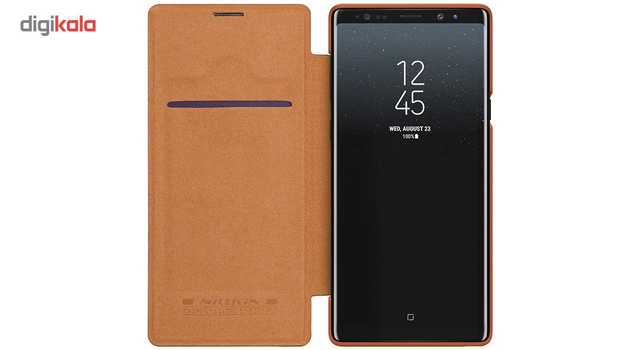 کیف کلاسوری نیلکین مدل Qin مناسب برای گوشی موبایل سامسونگ Galaxy Note 9 main 1 3
