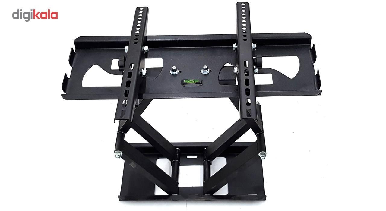 پایه دیواری تلویزیون تی وی جک مدل W3 مناسب برای تلوزیون 30 تا 65 اینچ main 1 2