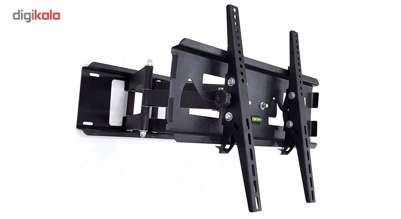 پایه دیواری تلویزیون تی وی جک مدل W3 مناسب برای تلوزیون 30 تا 65 اینچ main 1 5