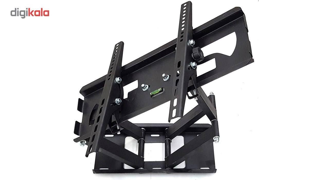 پایه دیواری تلویزیون تی وی جک مدل W3 مناسب برای تلوزیون 30 تا 65 اینچ main 1 6
