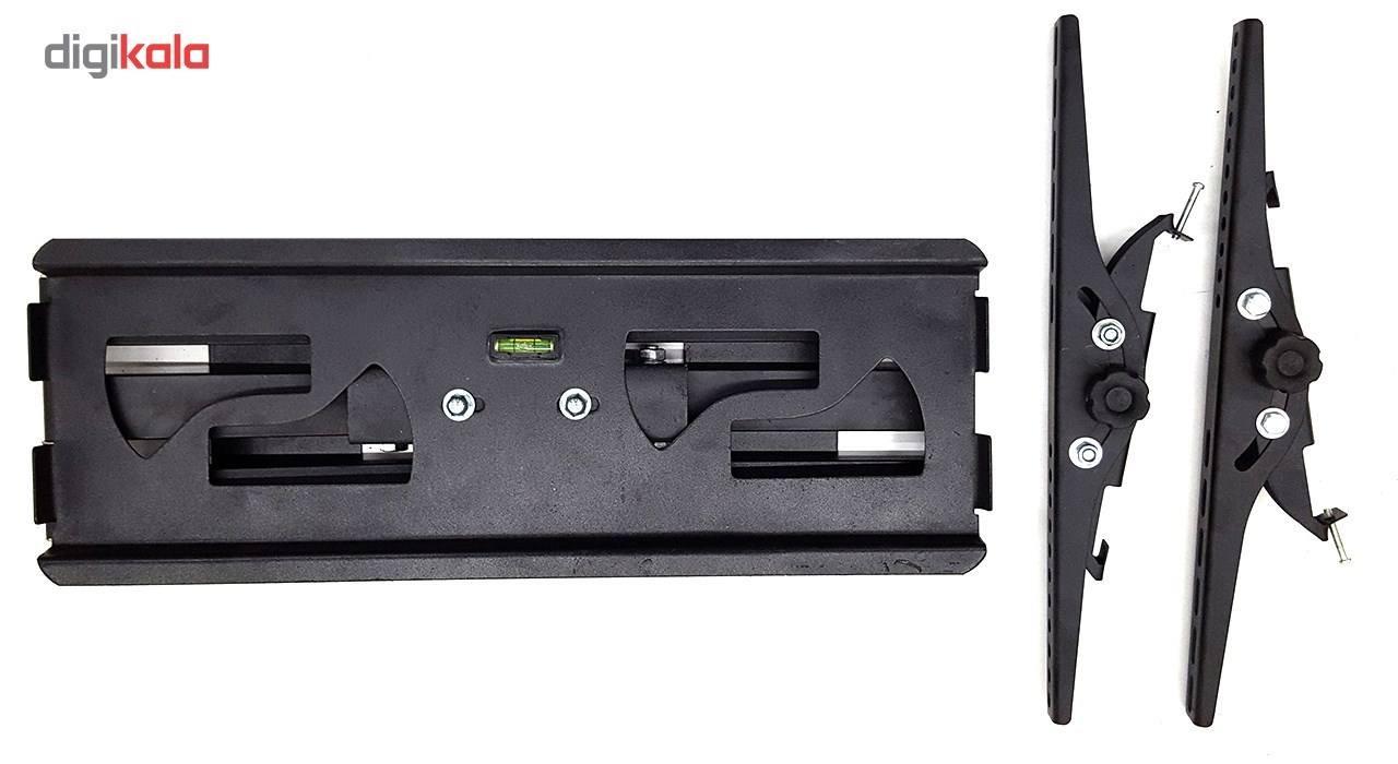 پایه دیواری تلویزیون تی وی جک مدل W3 مناسب برای تلوزیون 30 تا 65 اینچ main 1 10
