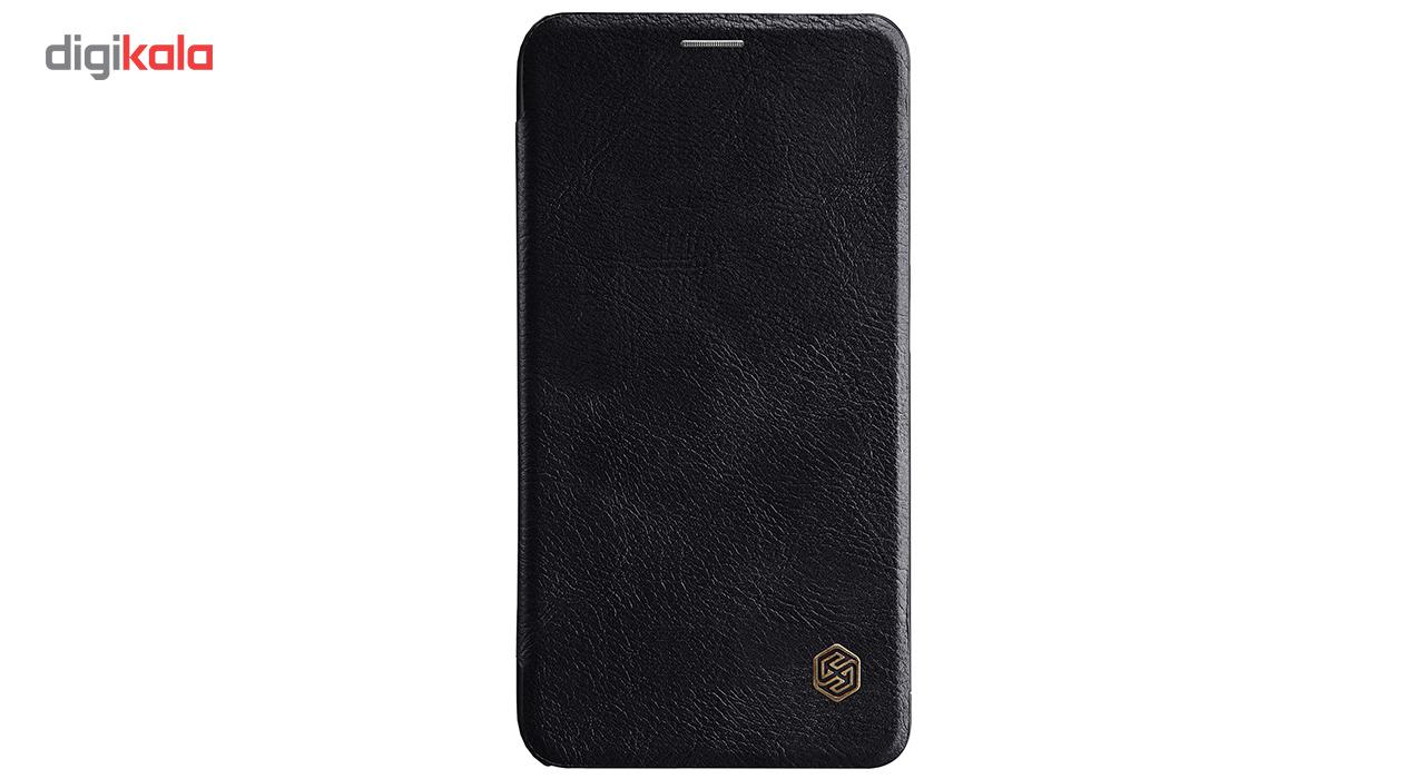 کیف کلاسوری نیلکین مدل Qin مناسب برای گوشی موبایل سامسونگ Galaxy J4 main 1 1