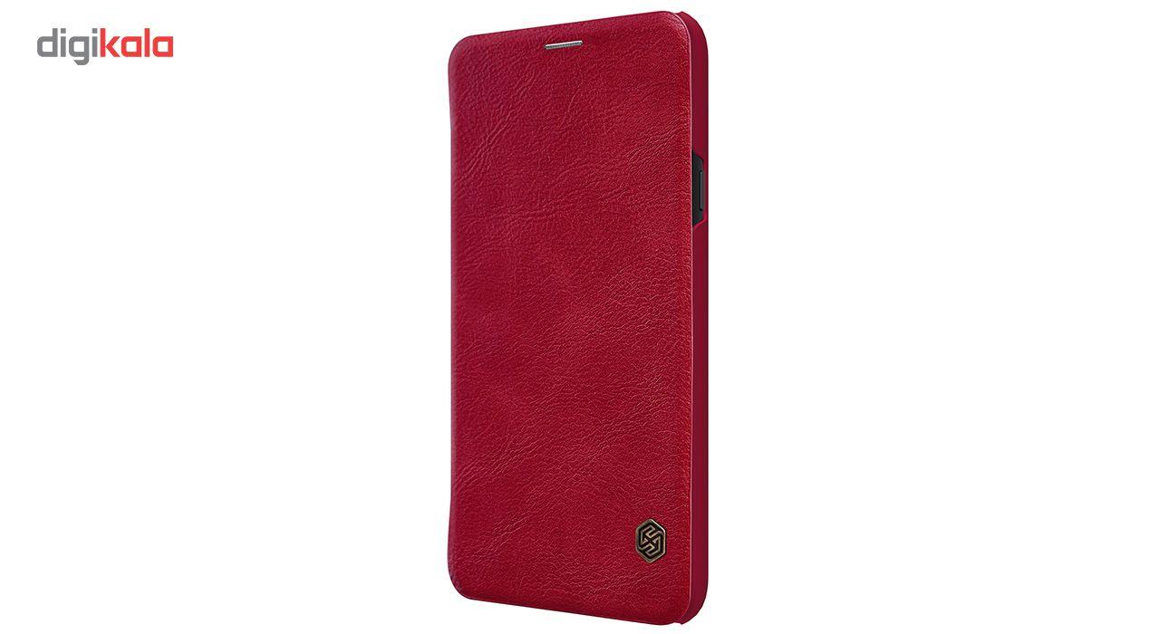 کیف کلاسوری نیلکین مدل Qin مناسب برای گوشی موبایل سامسونگ Galaxy J4 main 1 2