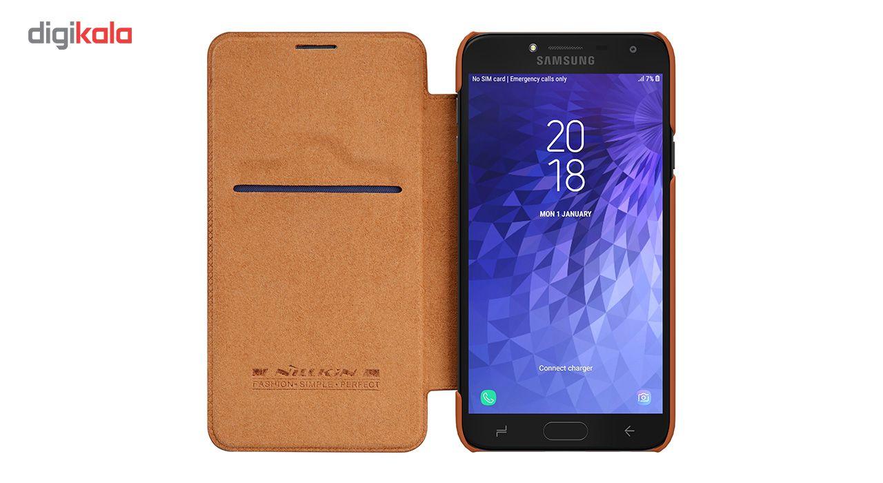 کیف کلاسوری نیلکین مدل Qin مناسب برای گوشی موبایل سامسونگ Galaxy J4 main 1 3