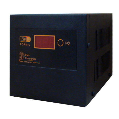 ترانس استابلایزر و جبرانساز نوسان برق پرنیک مدل ECO2000-BE مناسب تلویزیون و لوازم صوتی تصویری