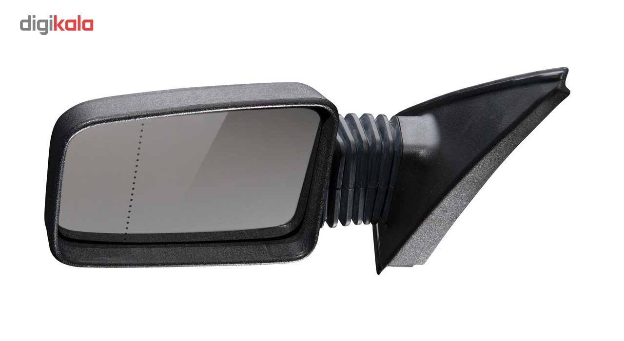 آینه دستی جانبی چپ خودرو BZ مشکی مناسب برای پژو 405 main 1 1