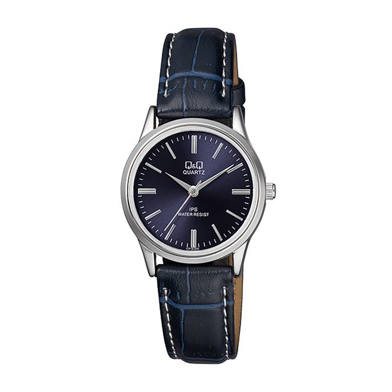 ساعت مچی عقربه ای زنانه کیو اند کیو مدل c215j332