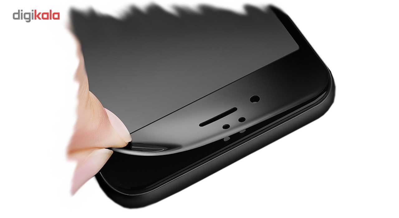 محافظ صفحه نمایش شیشه ای لیتو مدل Matt Full مناسب برای گوشی آیفون 7/8 main 1 2