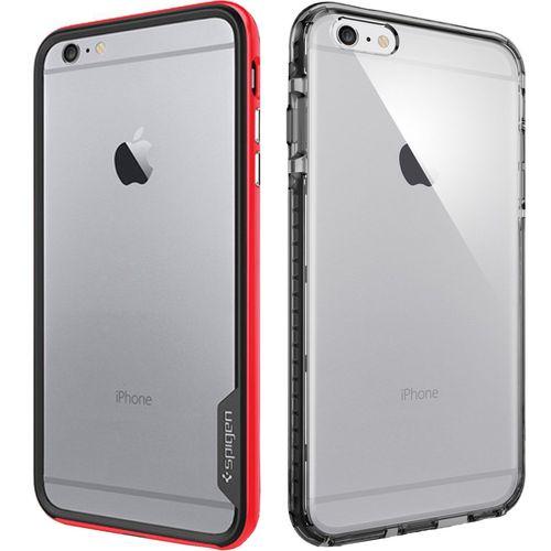 مجموعه کاور و محافظ اسپیگن شماره 11 مناسب برای گوشی موبایل آیفون 6s پلاس
