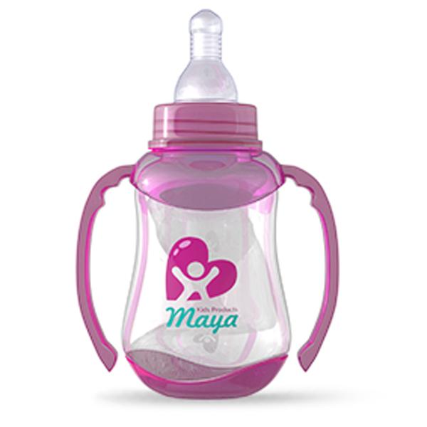 شیشه شیر مایا مدل 0057 ظرفیت 150 میلی لیتر