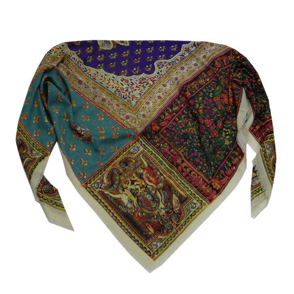 روسری زنانه جی ان تی مدل 05