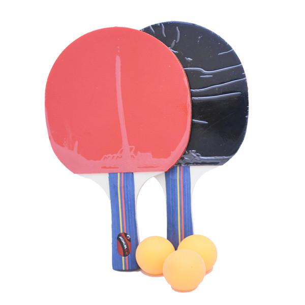 راکت پینگ پنگ نینجا مدل 003 بسته 2 عددی