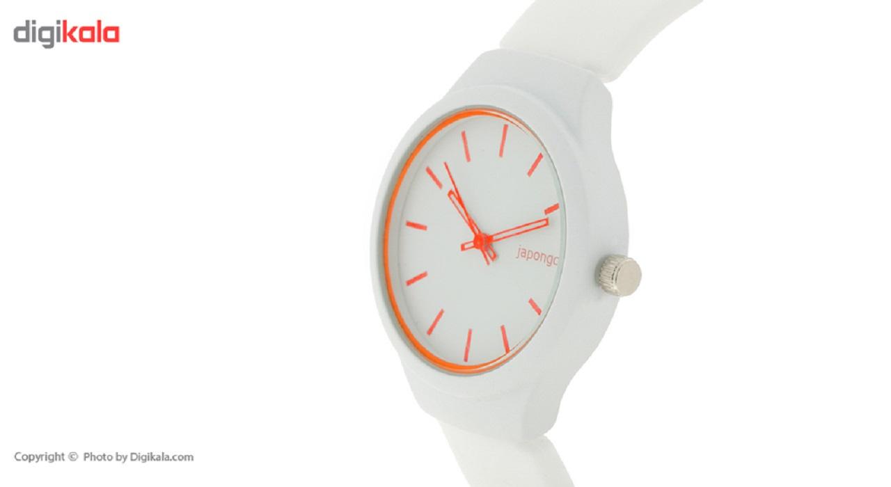 ساعت مچی عقربه ای ژاپن گلد مدل JP1801