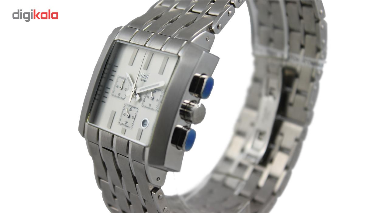 خرید ساعت مچی عقربه ای مردانه ماوی مدل V8009