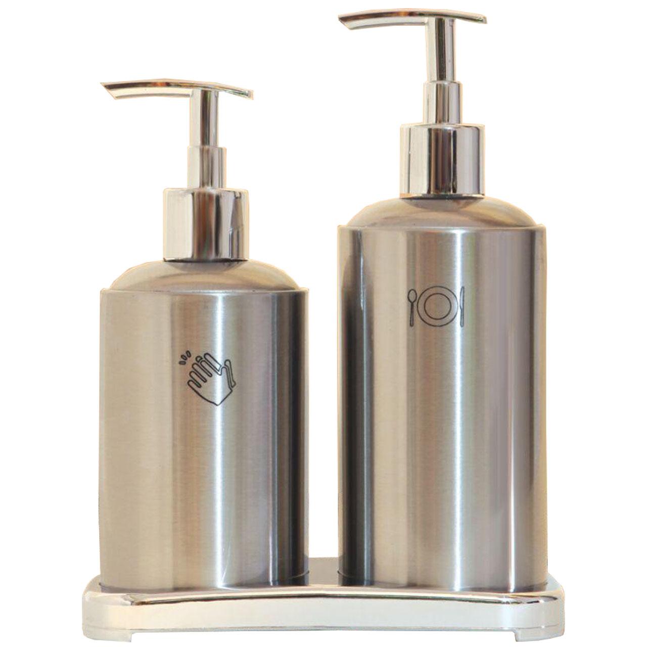 پمپ مایع دستشویی و ظرفشویی مدل 150