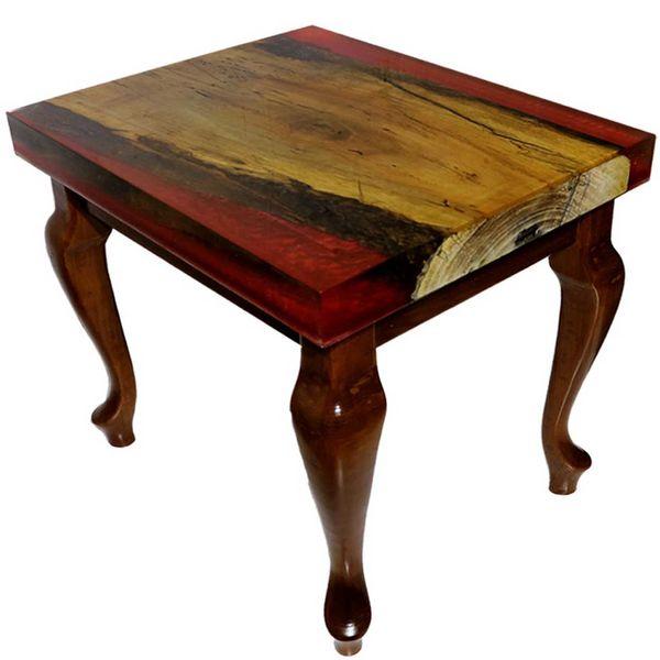 میز عسلی مدل red cover