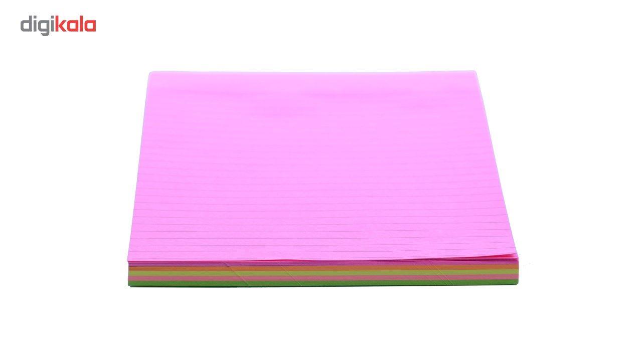 کاغذ یادداشت چسب دار SKY A5 بسته 100 برگی مدل 1054 main 1 3