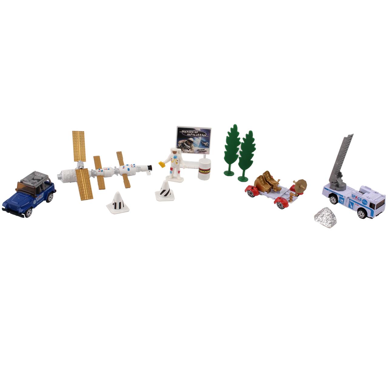 ست ماشین بازی مدل  َAstronaut