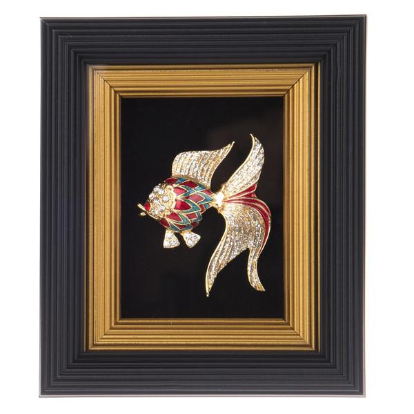 تابلوی تزیینی بنیکو مدل Fish سایز کوچک