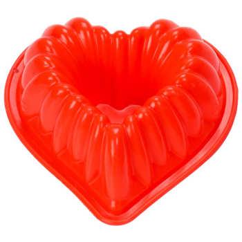 قالب ژله طرح قلب کد 1