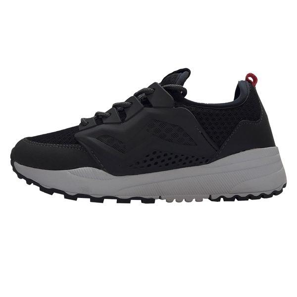 کفش مخصوص پیاده روی زنانه مدل RB grey01
