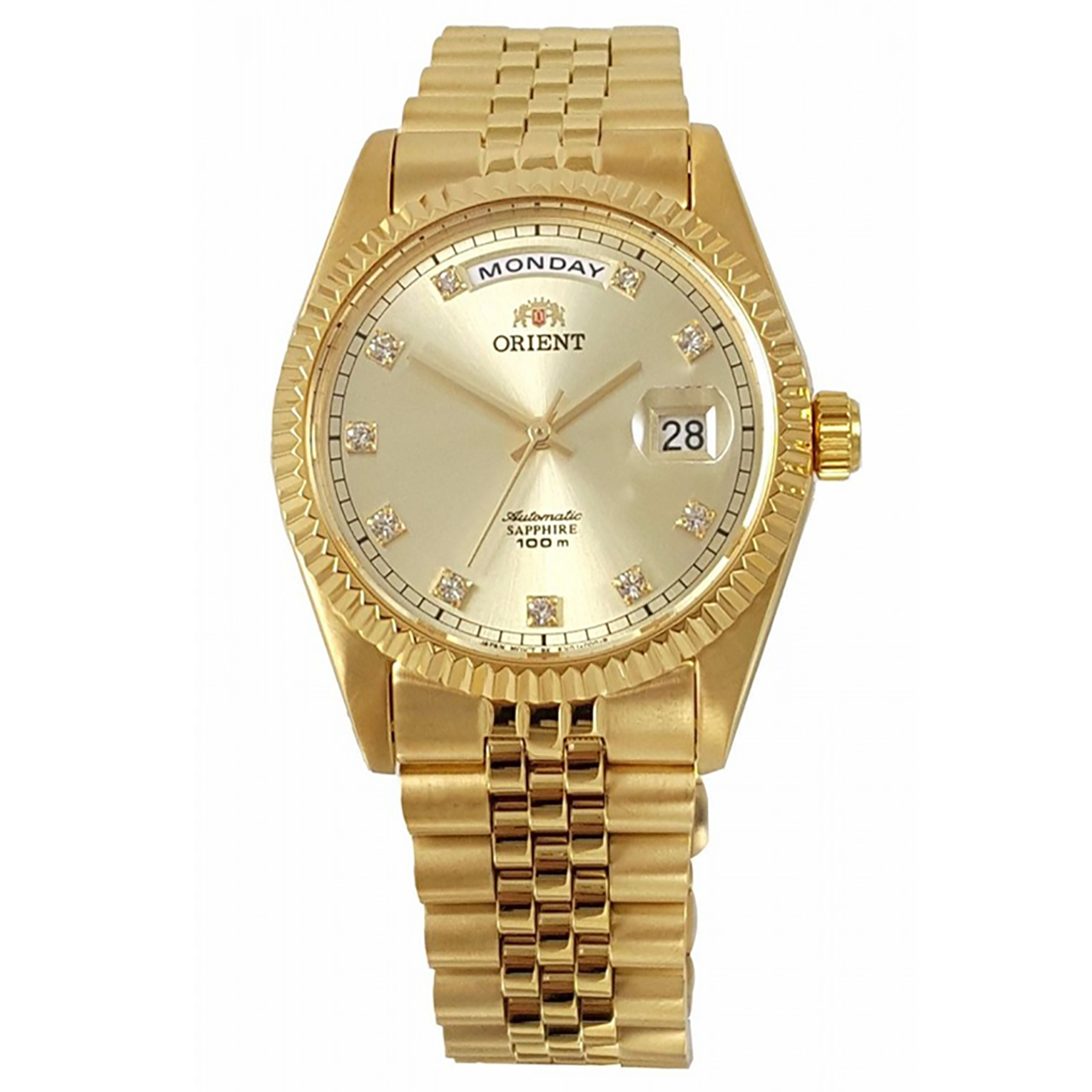 ساعت مچی عقربه ای مردانه اورینت مدل SEV0J001GY 1