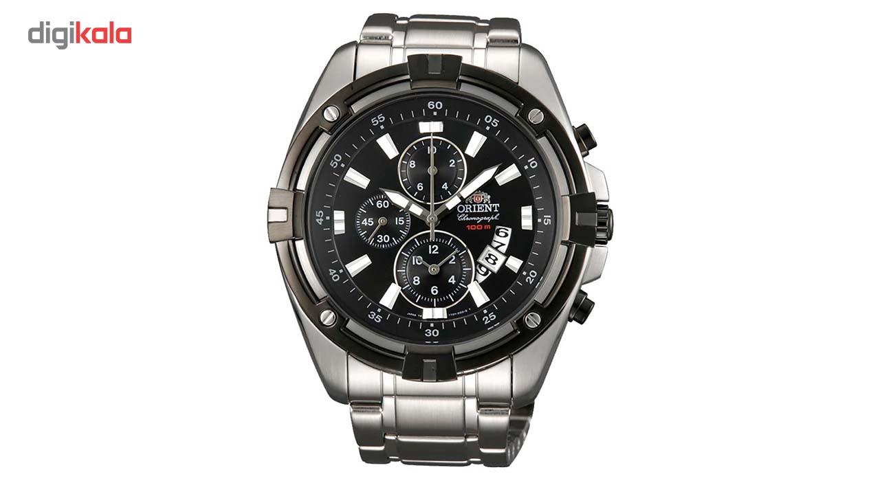 ساعت مچی عقربه ای مردانه اورینت مدل STT0Y002B0
