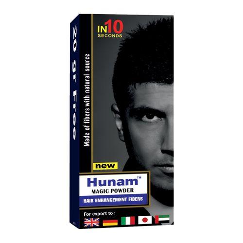 پودر پرپشت کننده مو هونام کد 50-01 مقدار 50 گرم