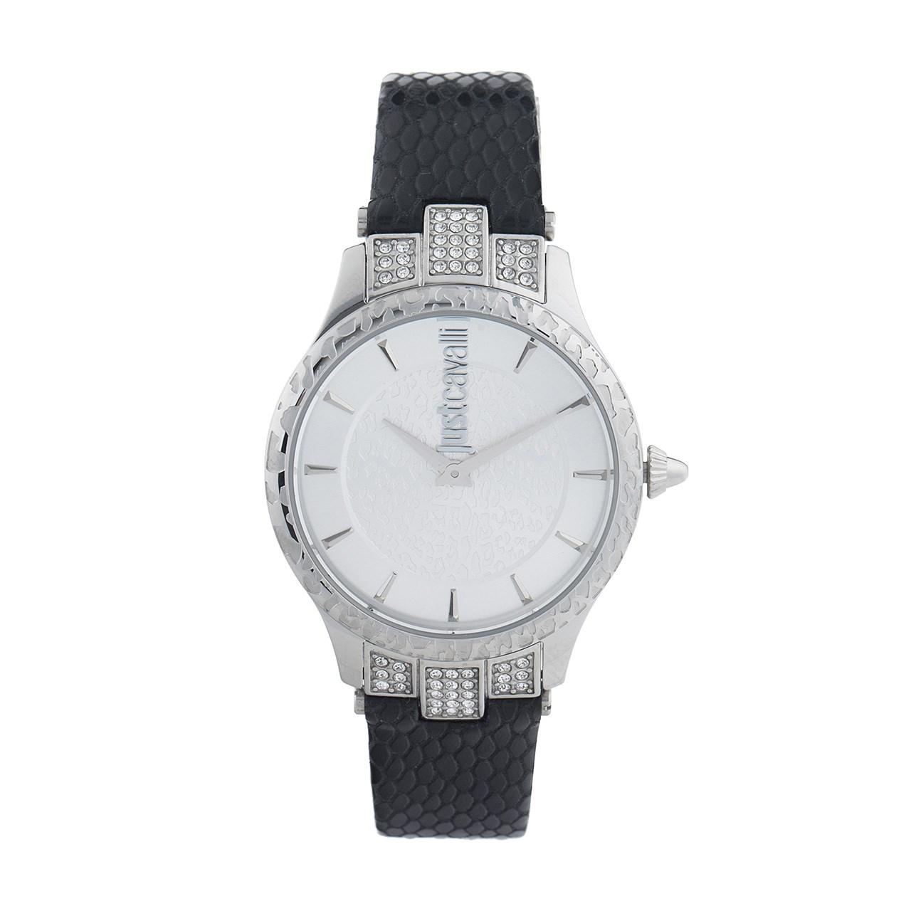 ساعت مچی عقربه ای زنانه جاست کاوالی مدل JC1L004L0015 42