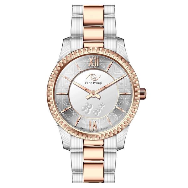 ساعت مچی عقربه ای زنانه کارلو پروجی مدل CG2037-1