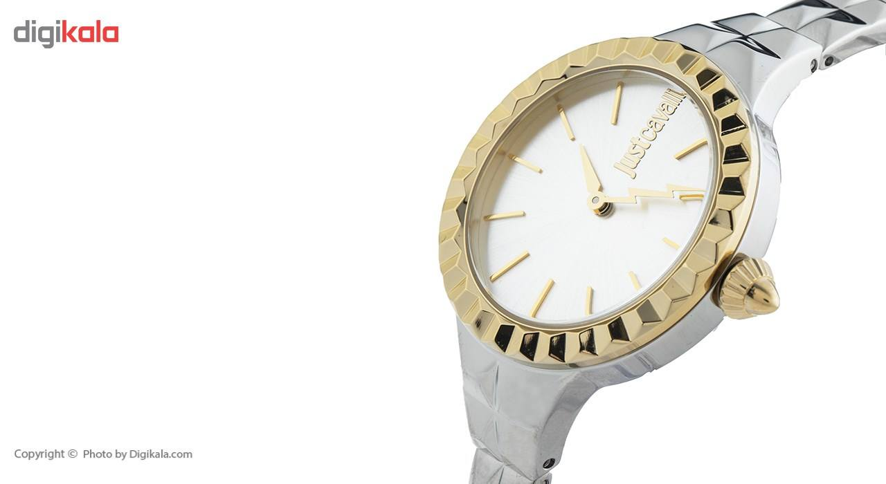 ساعت مچی عقربه ای زنانه جاست کاوالی مدل JC1L002M0055 -  - 3