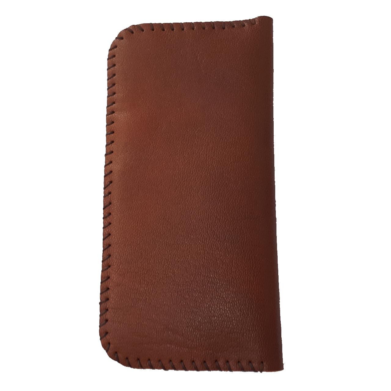 کیف پول اسپرت چرم طبیعی کد 010