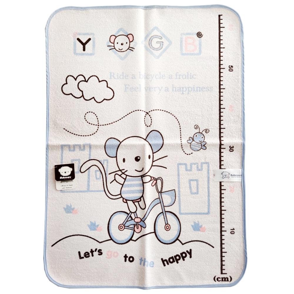 زیرانداز تعویض نوزاد طرح موش مدل 004