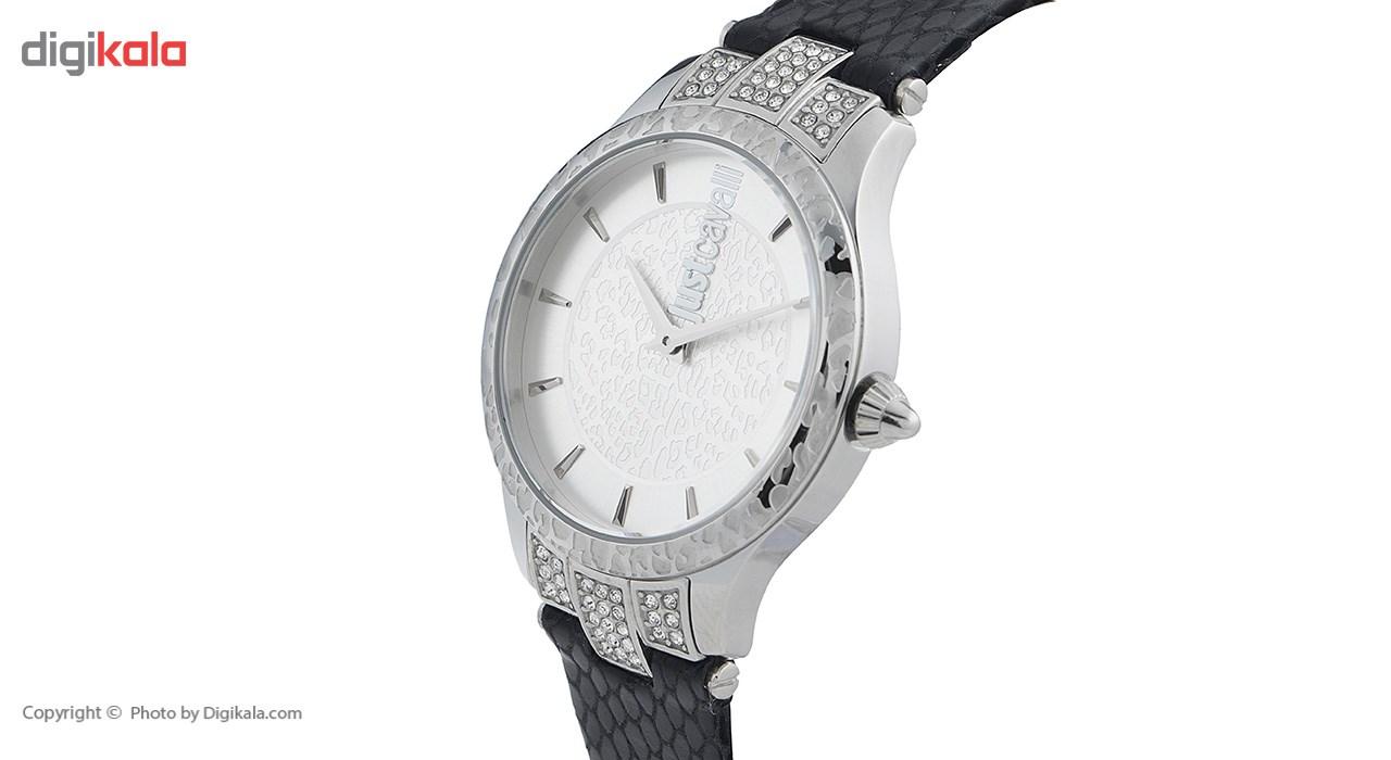 ساعت زنانه برند جاست کاوالی مدل JC1L004L0015