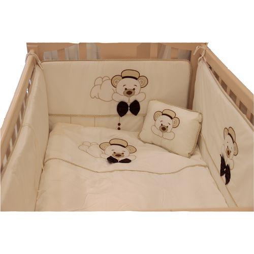 سرویس خواب 7 تکه نوزادی طرح خرس