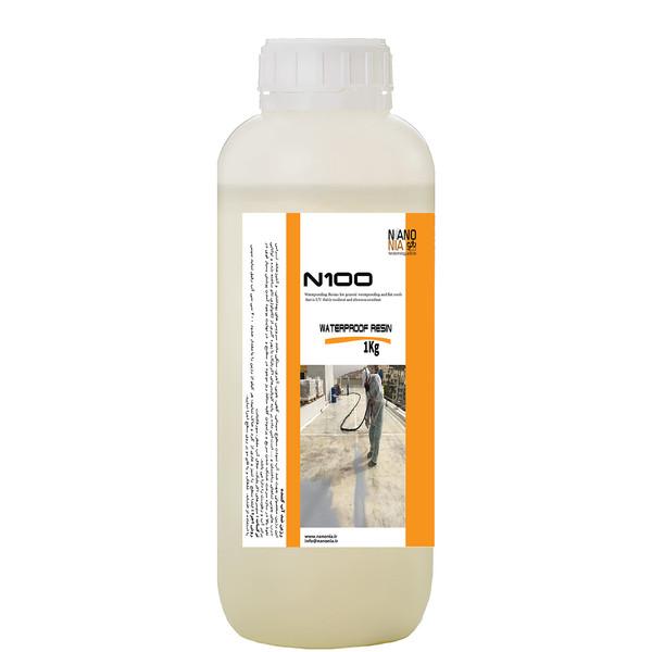 رزین ضد آب کننده نانونیا مدل N100-1LIT حجم ۱ لیتر
