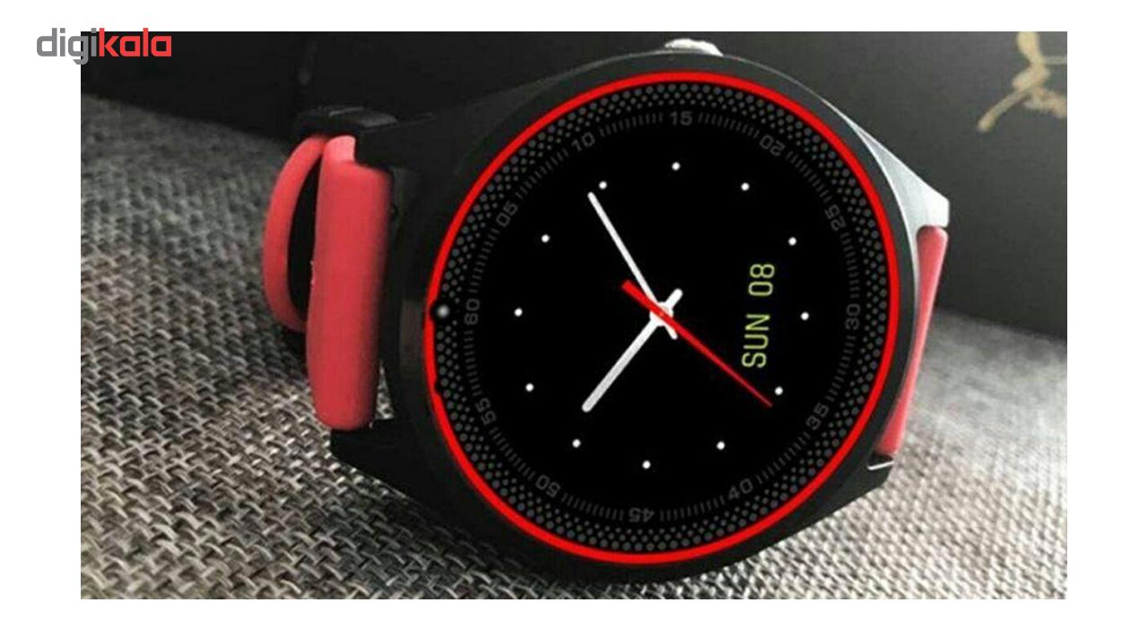 ساعت هوشمند اسمارت لایف مدل V9 همراه باطری یدکی