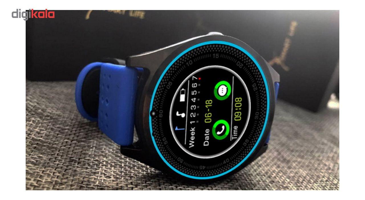 ساعت هوشمند اسمارت لایف مدل V9 همراه باتری یدکی main 1 3