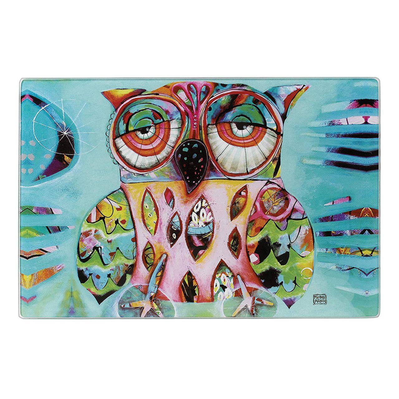 تخته سرو آلن دیزاینز مدل Owl