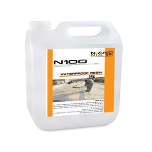 رزین ضد آب کننده نانونیا مدل N100 حجم 5 لیتر