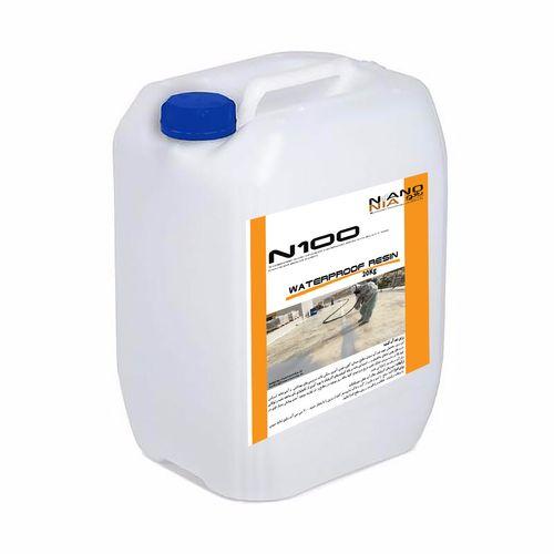 رزین ضد آب کننده نانونیا مدل N100 حجم 20 لیتر