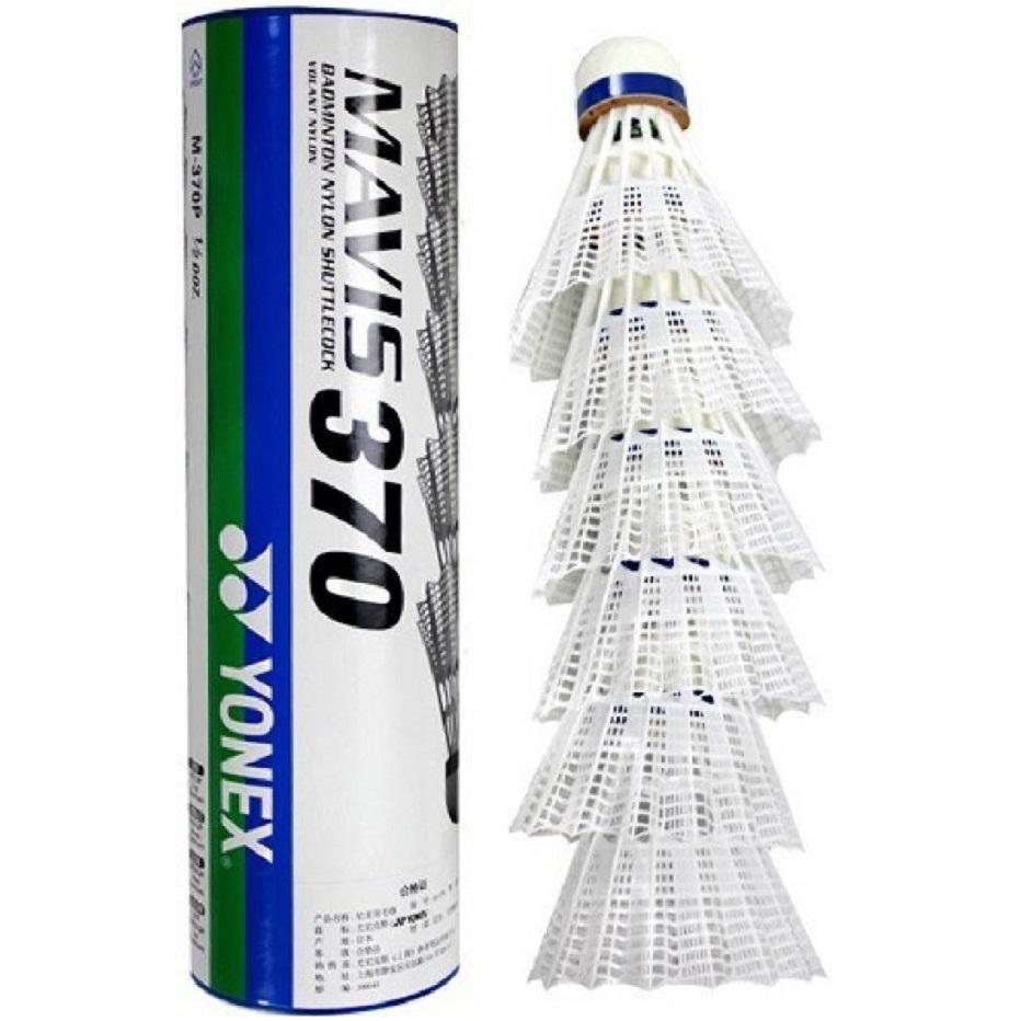 توپ بدمینتون یونکس مدل 370 بسته 6 عددی سایز 6