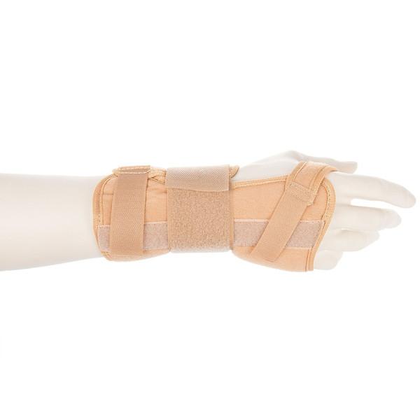 مچ بند طبی دست راست پاک سمن مدل CTS With Hard bar Right  سایز بسیار بزرگ